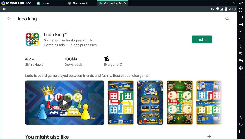 Ludo King on PC