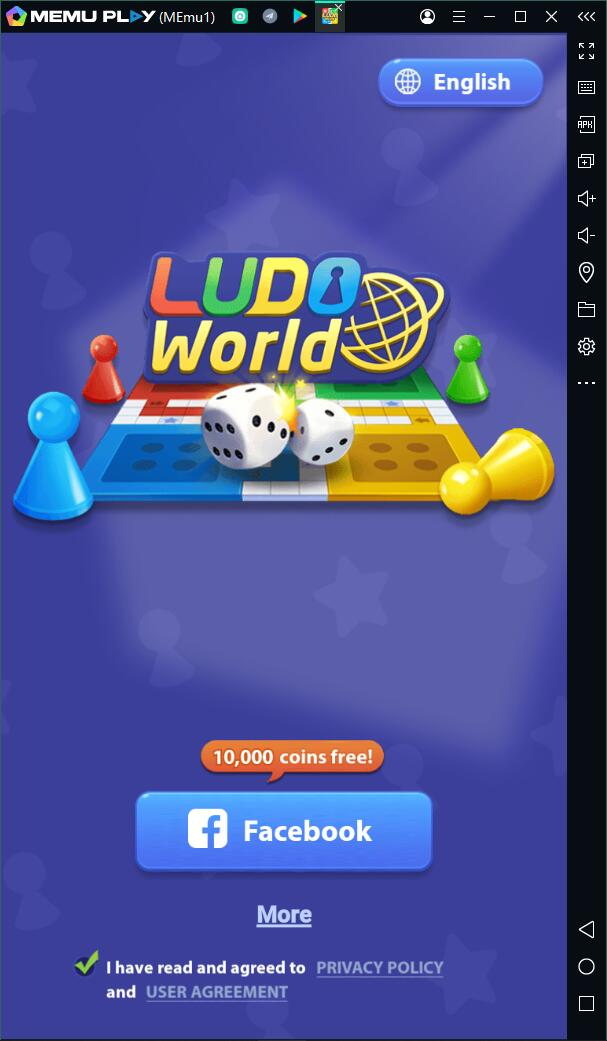 Ludo World PC