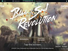 Blade&Soul Revolution pc