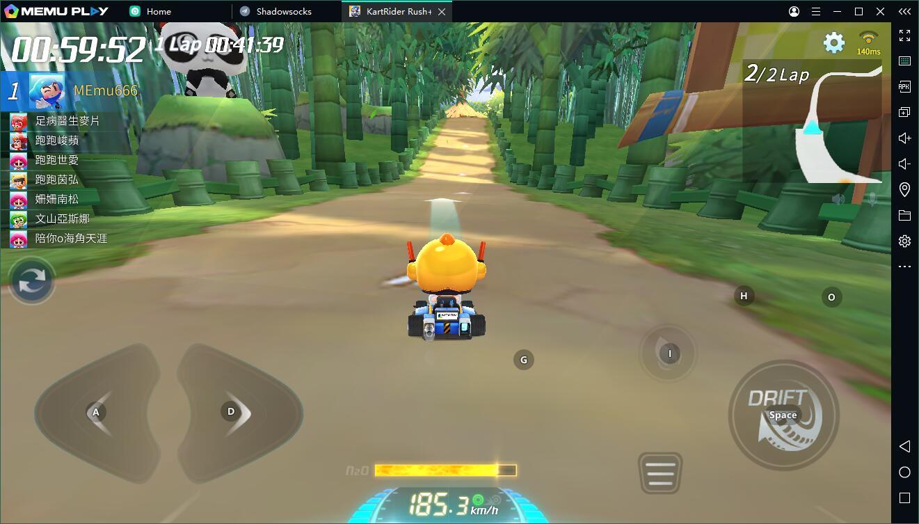 KartRider Rush+ pc
