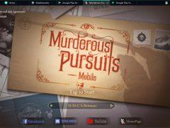 Murderous Pursuits pc
