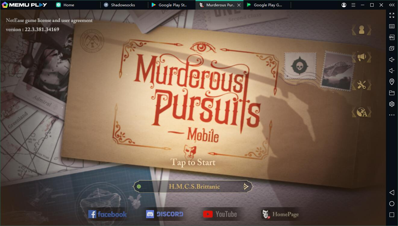 Murderous Pursuits pc