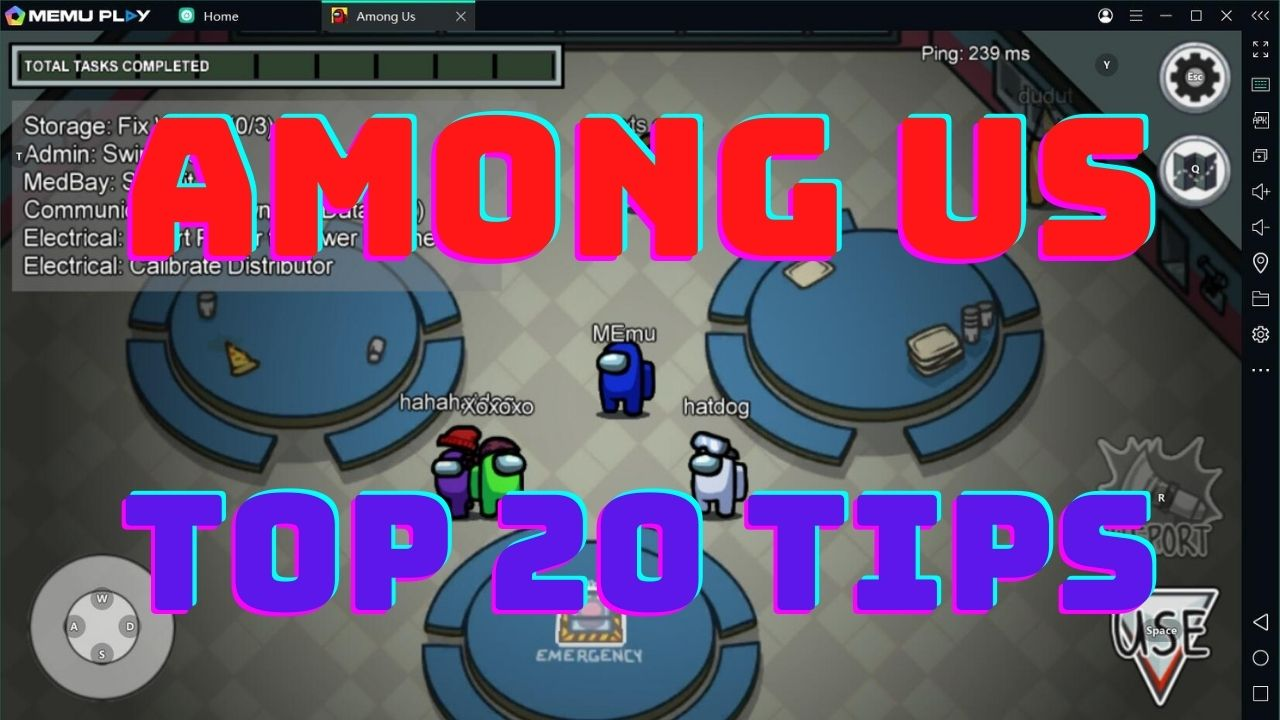 Among Us Top 20 Tips For Impostors And Crewmates Memu Blog Give us a modmail and suggest new subreddits to add to the lists! among us top 20 tips for impostors and