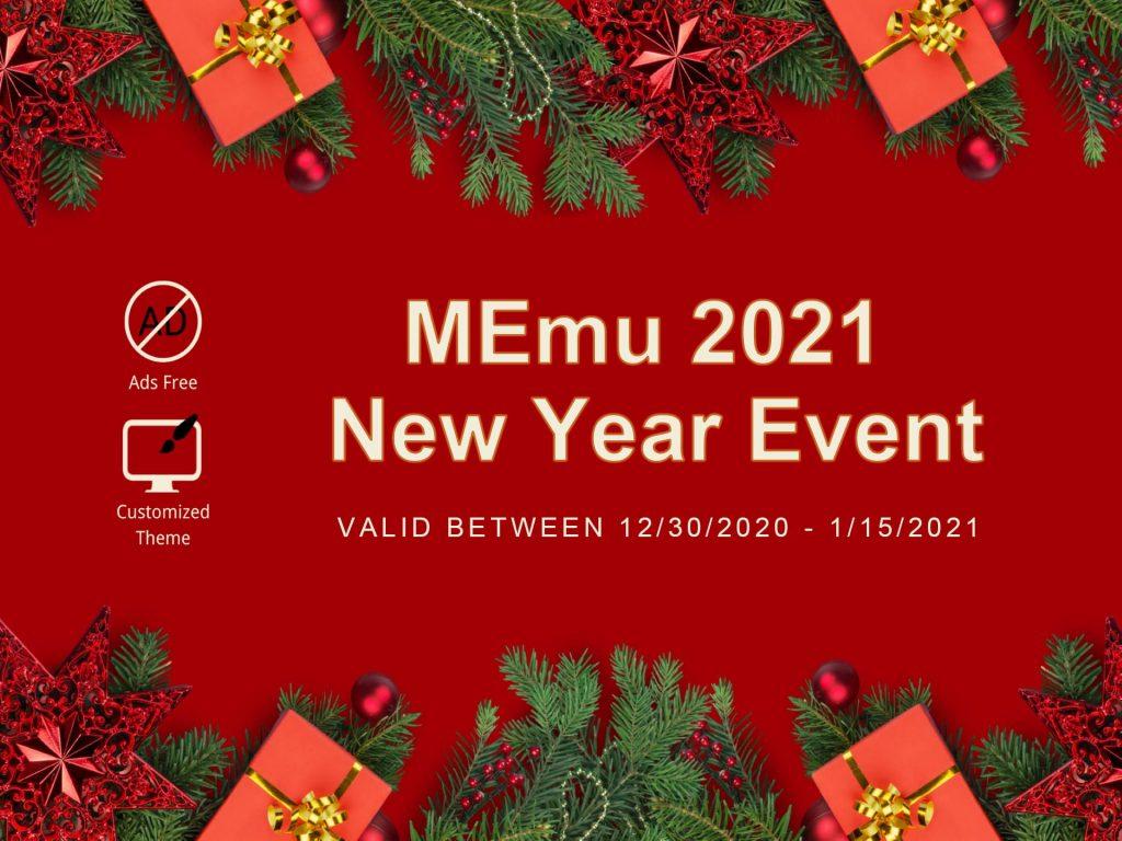2021 Christmas Ebvent Memu 2021 New Year Event Memu Blog