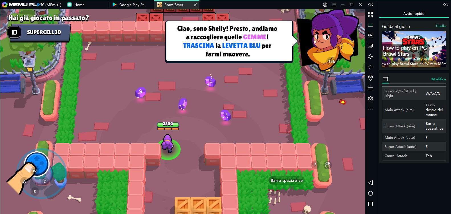 Scarica e gioca al Brawl Stars su PC