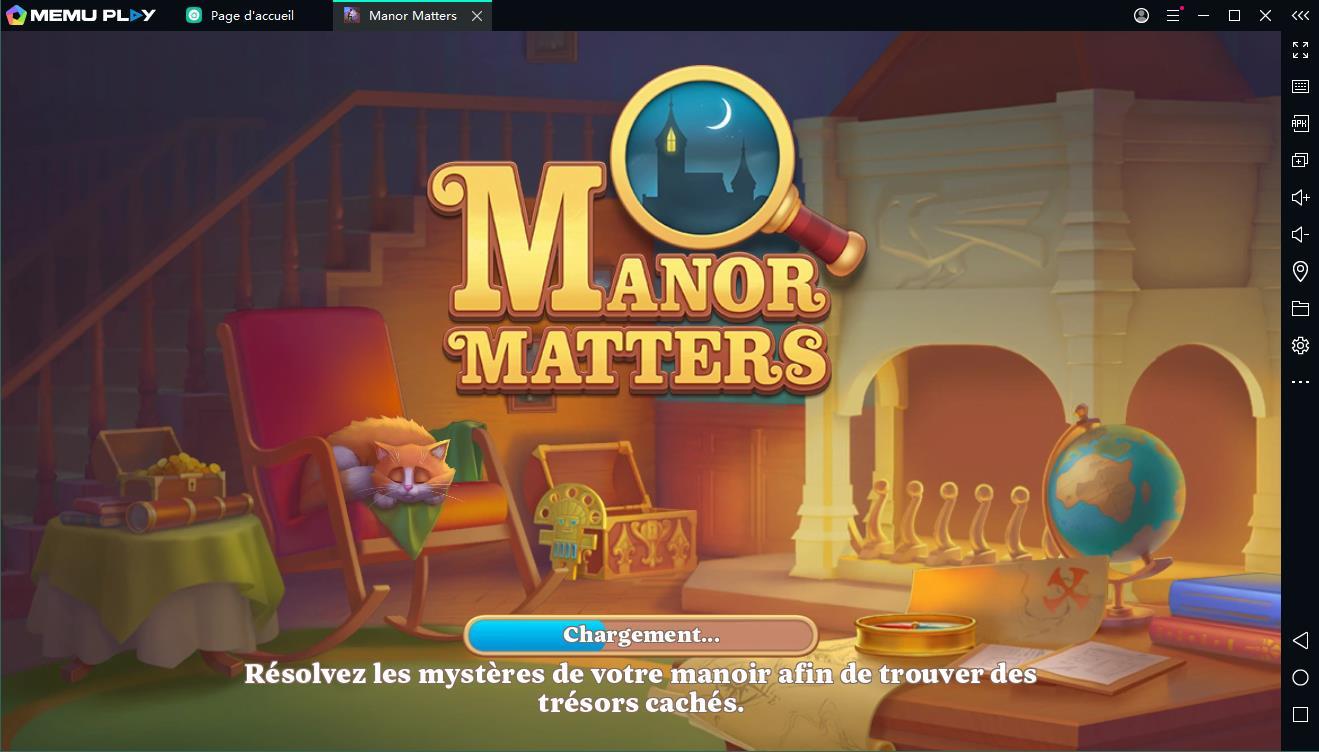 Téléchargez et jouez gratuitement à Manor Matters sur PC