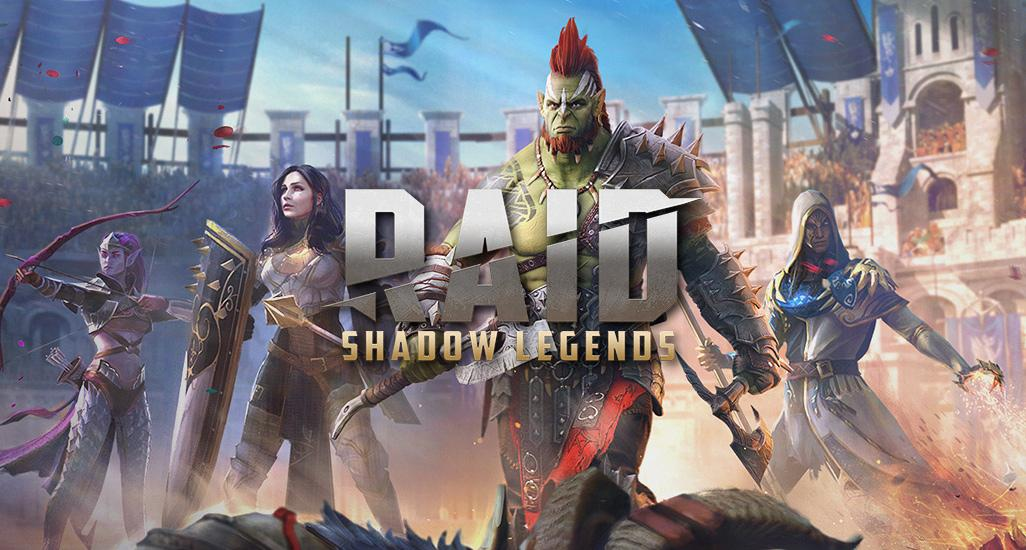 Scarica e gioca al RAID:Shadow Legends su PC