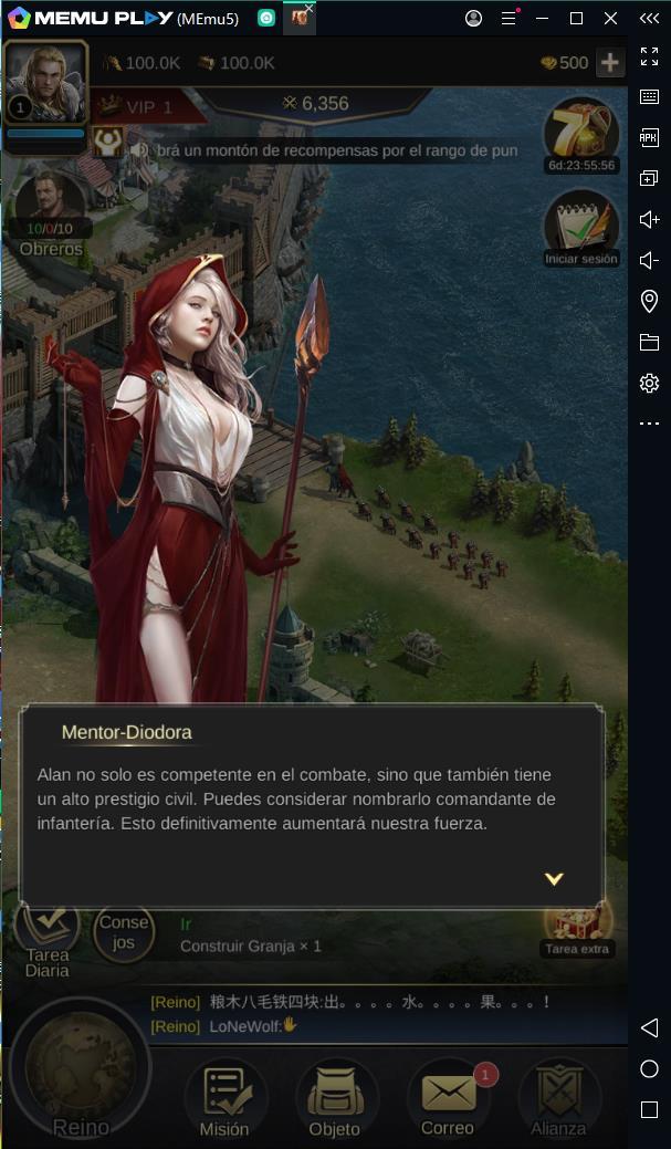 ¡Clash of Empire es puede jugar en el ordenador, vamos descarga y juega ahora!