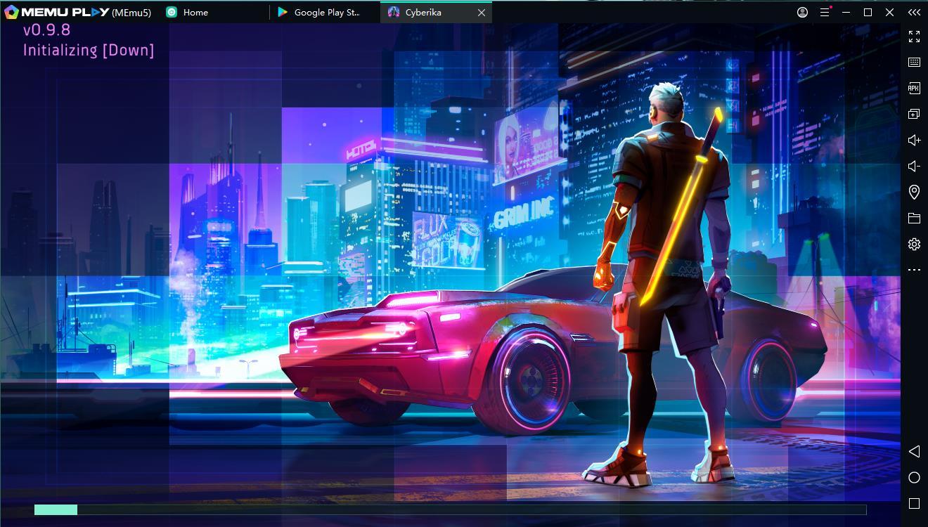 Descargar y jugar juego Cyberika El mundo Cyberpunk en el ordenador
