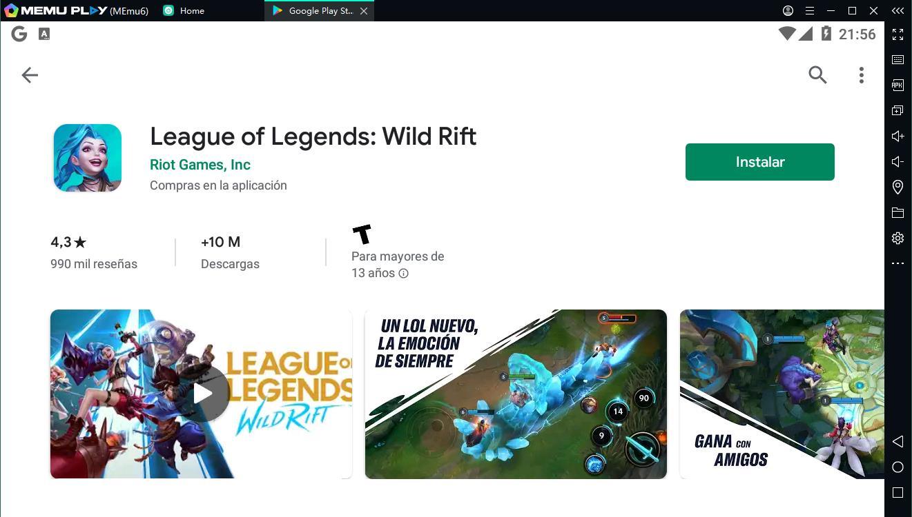 LOL: Wild Rift se lanza en las Américas con el parche 2.2