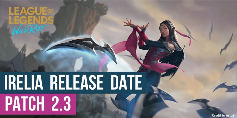 Wild Rift on PC Patch 2.3 Leaks: New champions Irelia, Riven, Lucian, Senna and more PC