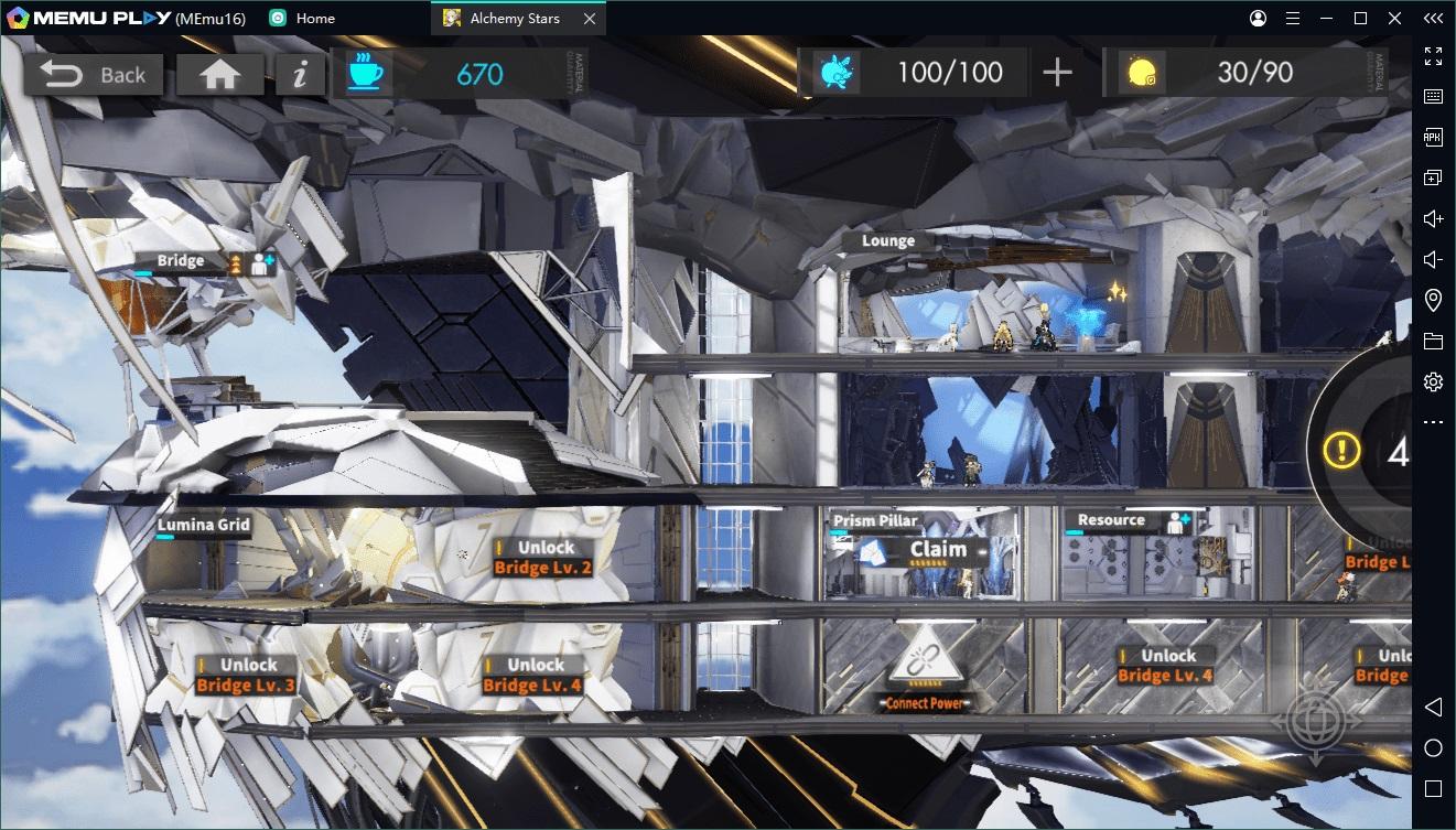 '백야극광' 출시! 신작 모바일 게임 PC버전 다운로드!