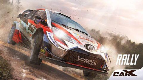 ¡Descarga y jugar CarX Rally en el ordenador!